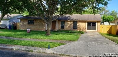 San Antonio Single Family Home New: 3127 Maribelle