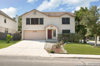 San Antonio Single Family Home New: 4859 Limestone Well Dr