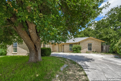 Single Family Home Active Option: 6603 Cypress Lake Dr