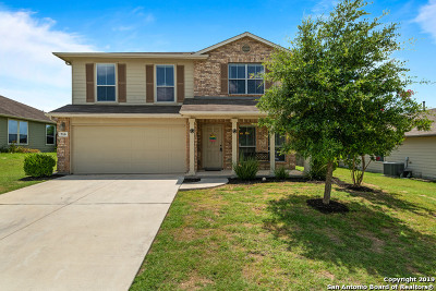 Cibolo Single Family Home New: 716 Fountain Gate