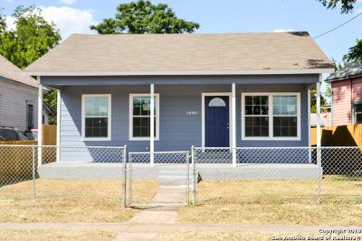 Single Family Home New: 1006 Camaron St