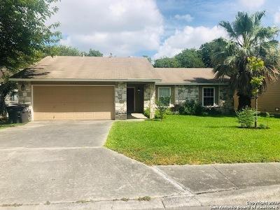 San Antonio Single Family Home New: 5427 Maple Vista Dr