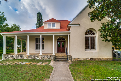 San Antonio Single Family Home New: 134 W Craig Pl