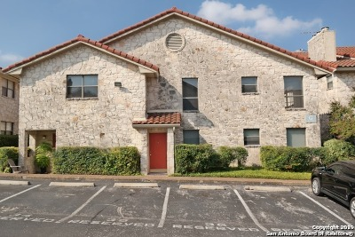San Antonio Condo/Townhouse New: 7738 Chambers Rd #702