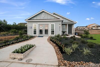 San Antonio Single Family Home New: 8606 Segura Way