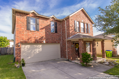 San Antonio Single Family Home New: 11154 Baffin Oaks