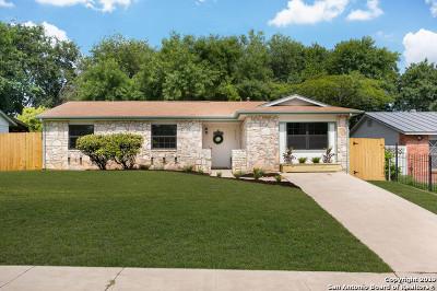 Single Family Home New: 2135 Davy Crockett Dr