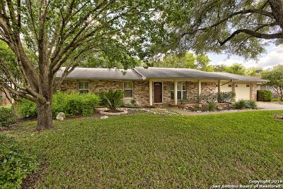 San Antonio Single Family Home New: 13206 La Ventana St