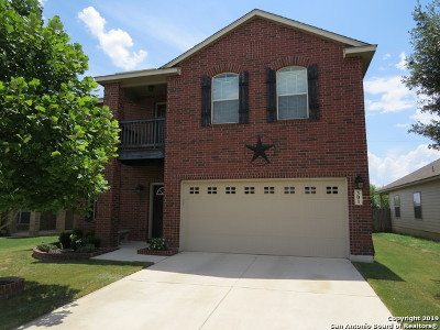 Cibolo Single Family Home New: 301 Town Creek Way