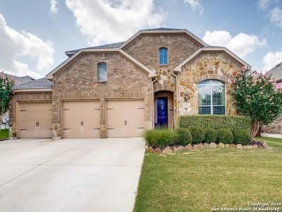 San Antonio Single Family Home New: 15314 Round Pond Pl
