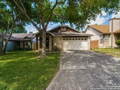 San Antonio Single Family Home New: 15551 Knollglade