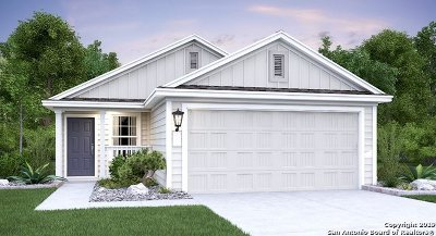 San Antonio Single Family Home New: 6302 Arredondo Run