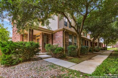 San Antonio Single Family Home New: 2634 Grayson Way #2634