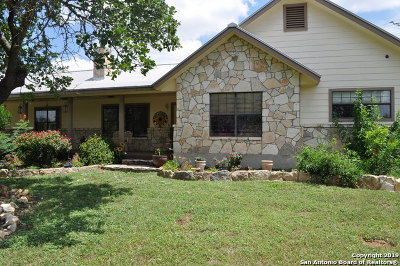 Bandera County Single Family Home For Sale: 2811 Forest Trail Dr