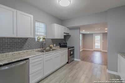 San Antonio Single Family Home New: 903 W Wildwood Dr