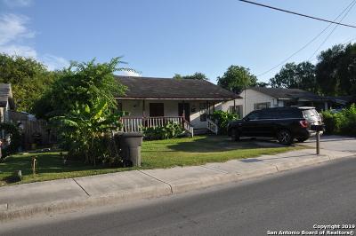 San Antonio Single Family Home New: 1214 W Southcross Blvd