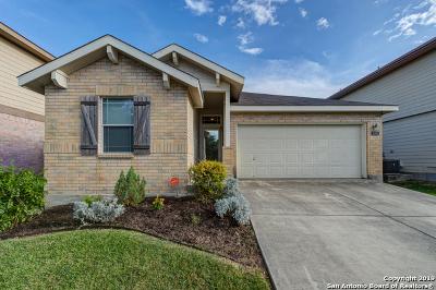 San Antonio Single Family Home New: 9266 Ingleton