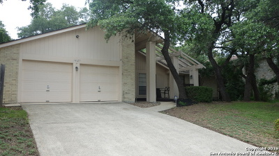 San Antonio Single Family Home New: 14127 Vantage Hill