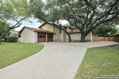 San Antonio Single Family Home New: 6318 Forest Bend