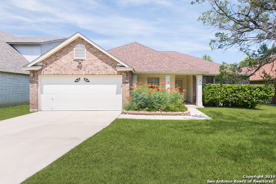San Antonio Single Family Home New: 10318 Pelican Oak Dr