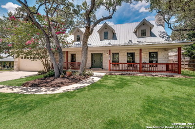 Boerne TX Single Family Home Active Option: $349,000