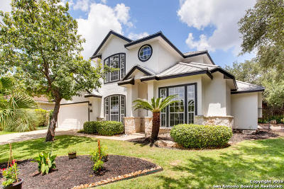 San Antonio Single Family Home New: 911 Montana Meadows