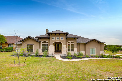New Braunfels Single Family Home For Sale: 633 Haven Pt
