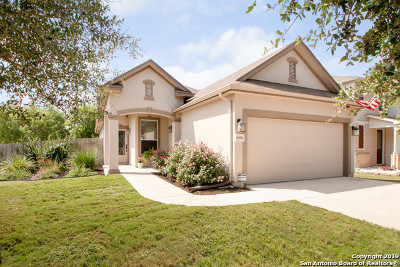 Schertz Single Family Home New: 6056 Fred Couples