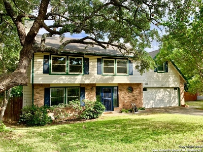San Antonio Single Family Home New: 11618 Dundalk
