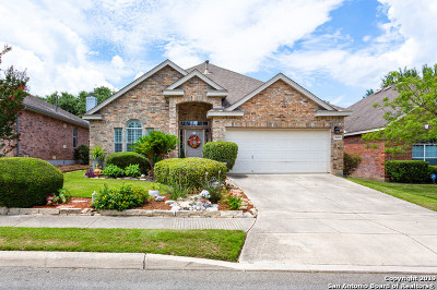 San Antonio Single Family Home New: 26023 Copperas Ln