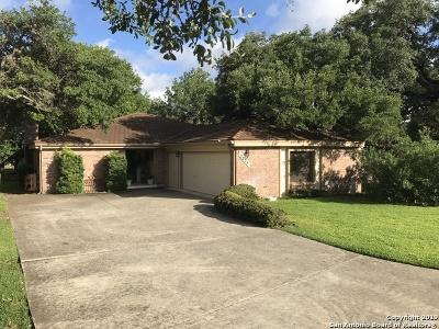 Boerne Single Family Home New: 7725 Terra Manor