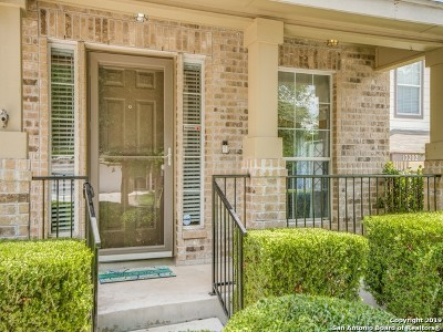 San Antonio Single Family Home New: 17206 Wayland Run