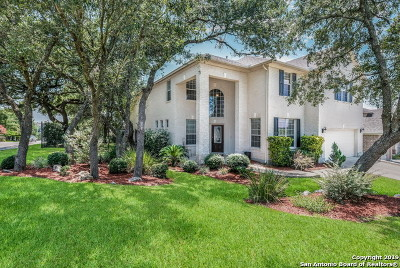 Stone Oak Single Family Home New: 802 Highland Knoll