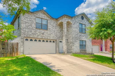 San Antonio Single Family Home New: 13411 Rowe Dr
