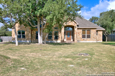 Spring Branch Single Family Home For Sale: 1570 Misty Ln