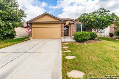 San Antonio Single Family Home New: 8126 Radiant Star