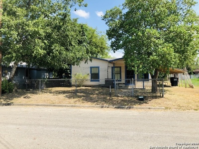 Poteet Single Family Home For Sale: 149 Avenue G