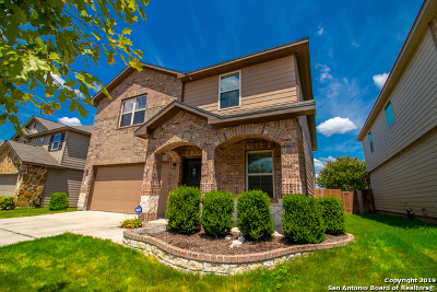 Cibolo Single Family Home New: 416 Stonebrook Dr