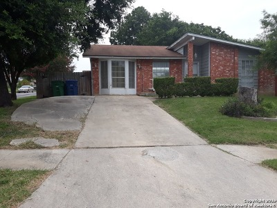 San Antonio Single Family Home New: 6039 Paddock Dr