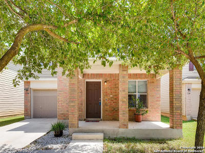 San Antonio Single Family Home New: 7734 Copper Cave
