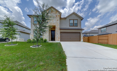 San Antonio Single Family Home New: 13138 Waterlily Way