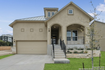 San Antonio Single Family Home New: 6914 Bella Verso