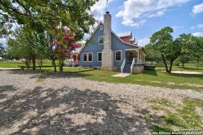 Fredericksburg TX Single Family Home New: $669,000