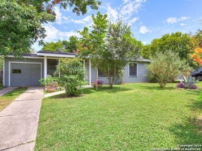 San Antonio Single Family Home New: 129 Brees Blvd