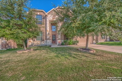 Schertz Single Family Home New: 4815 Isaac Ryan