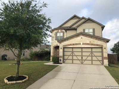 Schertz Single Family Home New: 5616 Ping Way