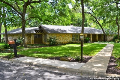 Seguin Single Family Home New: 533 Crescent