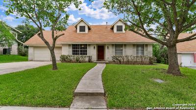 San Antonio Single Family Home New: 519 Sonnet Dr