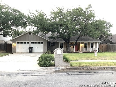 San Antonio Single Family Home New: 4607 Spotted Oak Woods