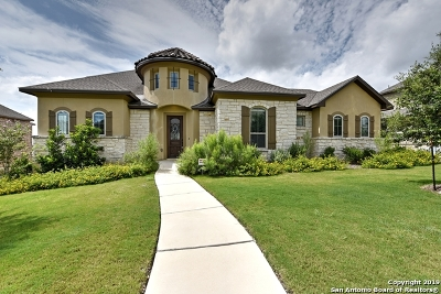 San Antonio Single Family Home New: 3322 Yukon Straight